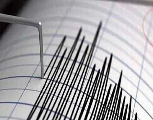 زلزال بقوة 6.2 درجة يضرب أرخبيل فانواتو جنوبي المحيط الهادئ