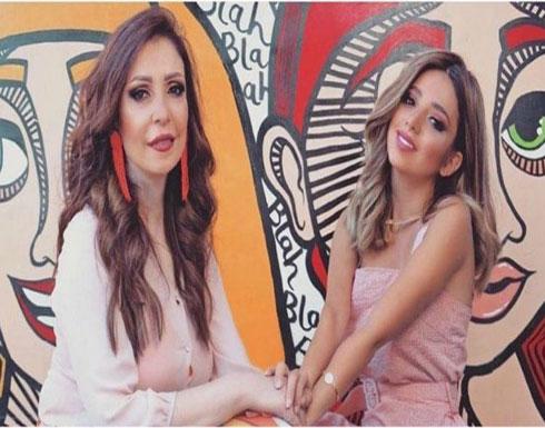 نايا وفاء موصللي تلفت أنظار المتابعين في أحدث ظهور لها ( صورة )
