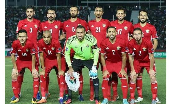الأردن في المجموعة الثانية في نهائيات كأس آسيا