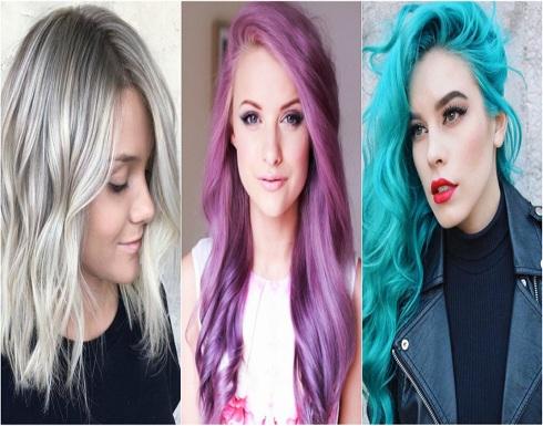 """يُعجبكِ """"الشعر الملوّن""""؟.. إليكِ آخر الصيحات وكيفية اختيار المُناسب لكِ!"""