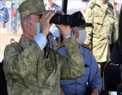 أكار: نؤيد السلام والحلول السياسية في شرق المتوسط