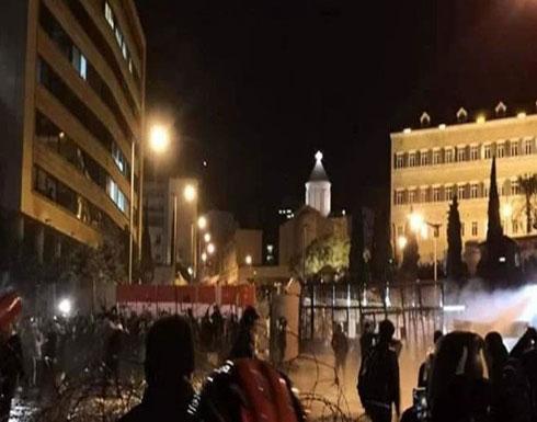 لبنان.. احتجاجات في بيروت ضد حسان دياب