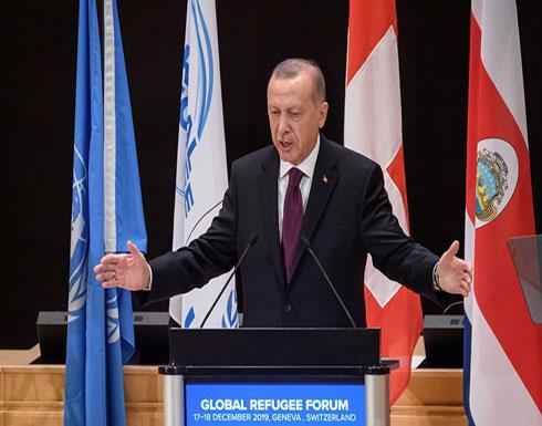 أردوغان يتحدث عن الفائدة والتضخم.. ويتوقع نموا يفوق 5%