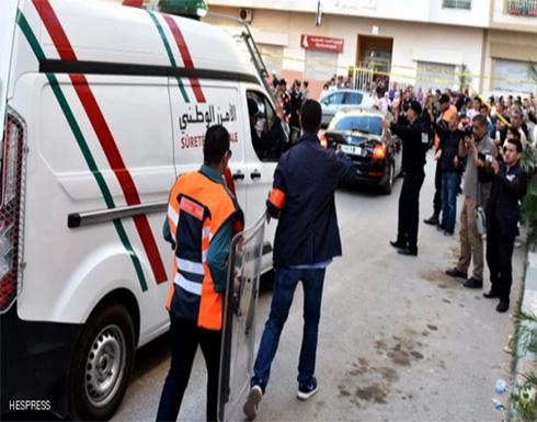 جريمة بشعة في المغرب.. ذبح أفراد عائلته ثم أشعل النار