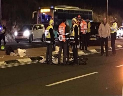 الاعلام الإسرائيلي: إصابة شخص بجروح بحادث دهس في رمات شلومو بالقدس