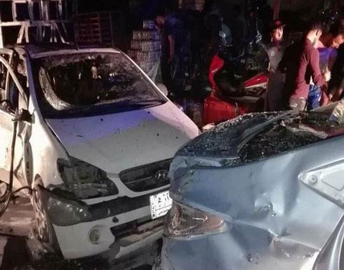 قتلى وجرحى بتفجير استهدف مركبة شمال بغداد