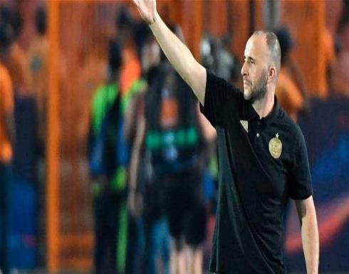 """مدرب الجزائر: """"قد تقولون عني أنني مجنون"""""""