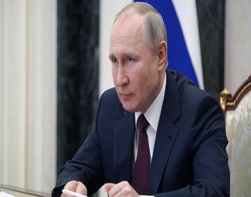 بوتين: عودة القرم جاءت نتيجة لتعزيز دولتنا من الداخل