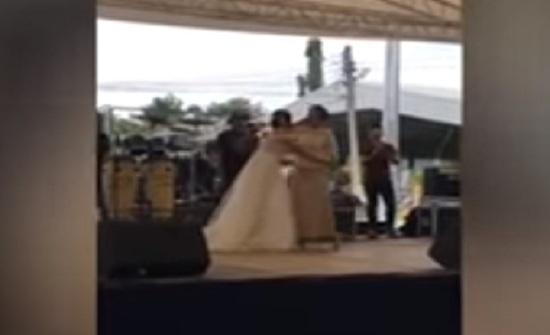 بالفيديو – خذلها عريسها ولم يحضر حفل الزفاف... ردّة فعل هذه العروس تذهل الملايين