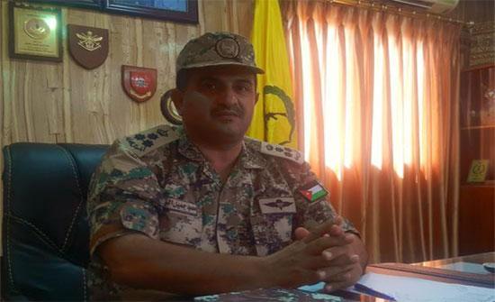 """رغم التوتر الدبلوماسي ..رسائل أردنية """" عسكرية"""" إيجابية.. وقائد في الجيش يعلن :كل الترتيبات الأمنية جاهزة لإعادة تشغيل معبر نصيب"""