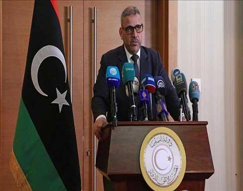 المشري يؤكد قرب الانتهاء من إعداد قوانين الانتخابات الليبية