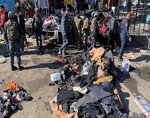 بعد أسبوع من المجزرة.. اعتقال متورطين في تفجير بغداد
