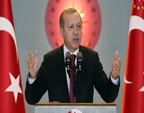 """أردوغان: الدول الداعية لمحاربة """"تنظيم الدولة"""" باتت أشبه براعية له"""