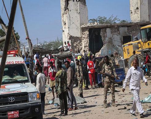 حركة الشباب الصومالية تتبنى تفجير مقديشو الدامي