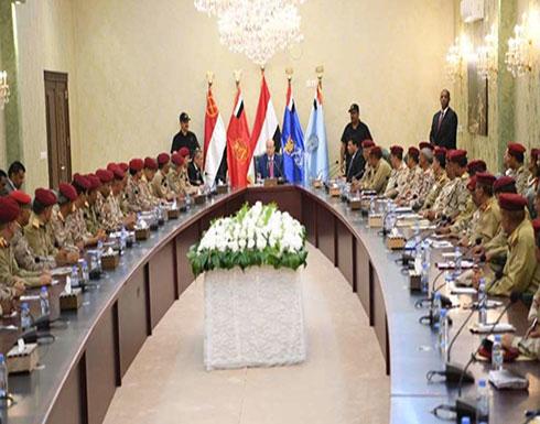 الرئيس اليمني: هناك خيارين أمام الحوثيين وطهران