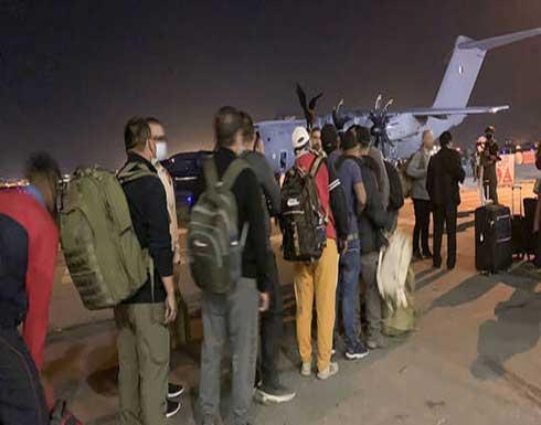 مسؤول أمني غربي: أكثر من 5000 دبلوماسي ومدني تم إجلاؤهم حتى الآن خارج كابل