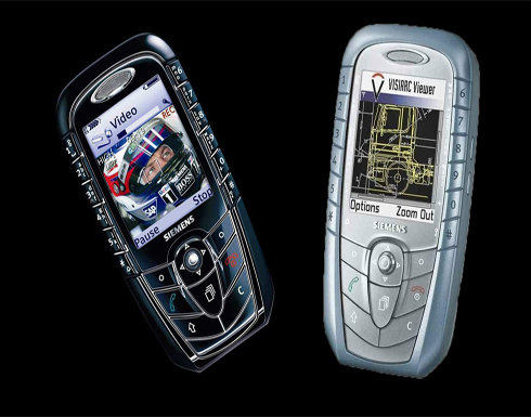 Siemens SX1 كان هاتف McLaren الأصلي