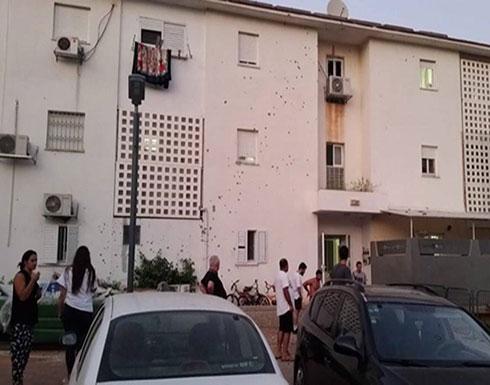 قصف إسرائيلي على غزة.. والمقاومة ترد وتوقع إصابات (شاهد)