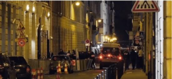 بالصور: 5 لصوص يسرقون مجوهرات بالملايين من ريتز باريس