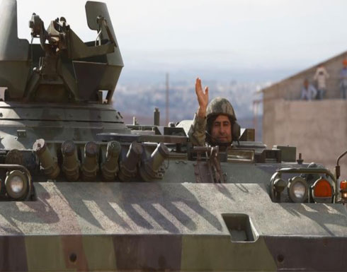 تركيا ترسل تعزيزات عسكرية إضافية لحدودها مع العراق