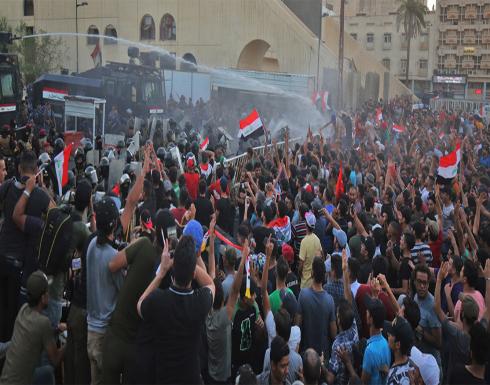 العراق.. لجنة لمحاسبة المقصرين واعتقال مندسين بالتظاهرت