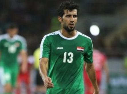 شاهد بالفيديو .. لاعب عراقي يتلقى خبر وفاة والدته خلال المباراة