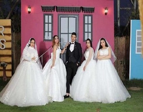 حقيقة زواج شاب مصري من 4 فتيات في ليلة واحدة