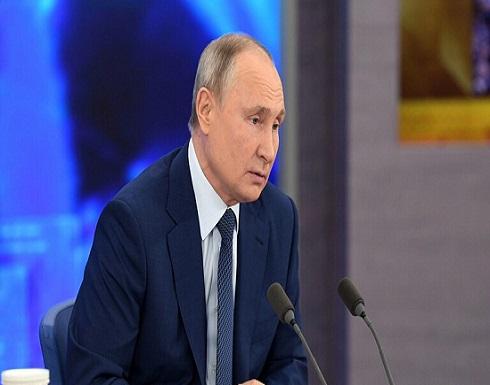 بوتين: لا نريد أن يتسلل مسلحون إلى روسيا بقناع لاجئين أفغان
