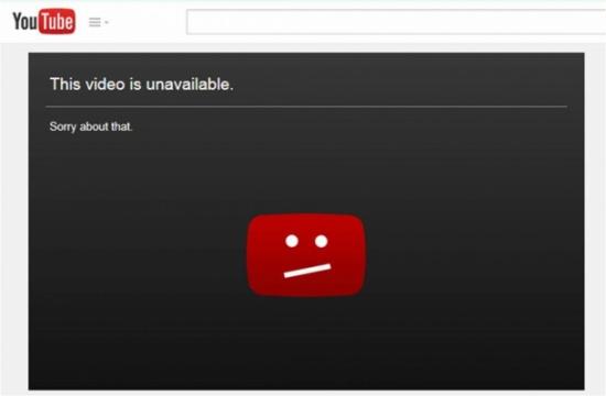 """""""يوتيوب"""" يحذف أغنية هذا الفنان عن """"يوتيوب"""" عند إصدارها"""