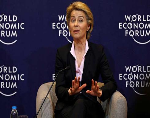 وزيرة الدفاع الالمانية: لم نتخذ قرارا بشأن نقل قواتنا من تركيا إلى الأردن