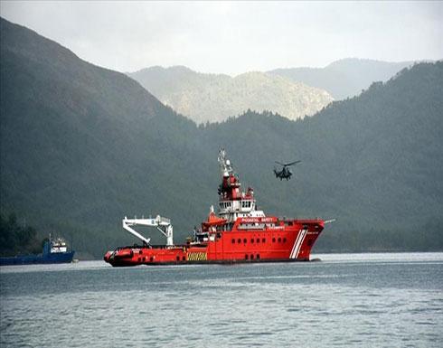 """تركيا.. """"نينه خاتون"""" جاهزة لمساعدة السفينة الجانحة بقناة السويس"""
