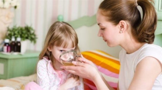نزلات البرد لدى الأطفال تستلزم زيارة الطبيب