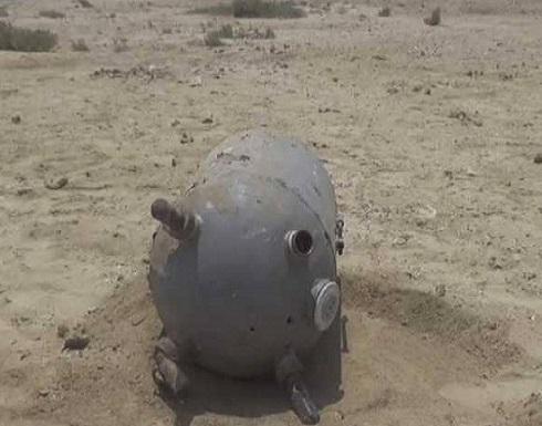 الجيش اليمني يفكك ألغاما بحرية قبالة سواحل ميدي