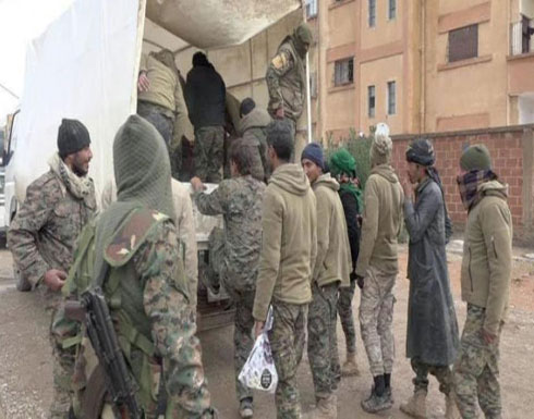 """""""سوريا الديمقراطية"""" تخوض معارك ضارية مع تنظيم الدولة"""