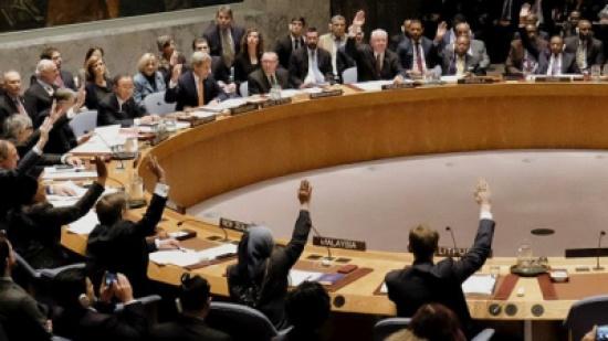 مجلس الأمن يقر بالإجماع مشروع قرار بشأن حلب