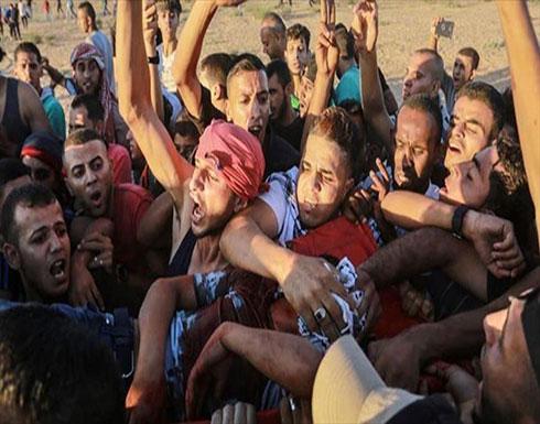 """لجنة قانونية فلسطينية تدعو لدعم مطالب مسيرات """"العودة"""" بغزة"""