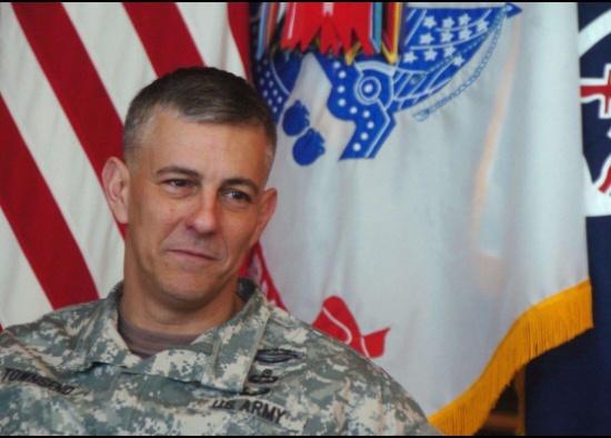 """قائد التحالف الدولي: قوات أمريكا ستبقى بالعراق بعد """" تنظيم الدولة """""""