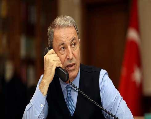 مباحثات تركية ـ أمريكية حول التعاون الأمني والدفاعي