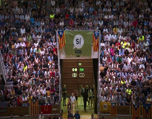 كتالونيا تمضي نحو الاستفتاء ومدريد تواصل العرقلة