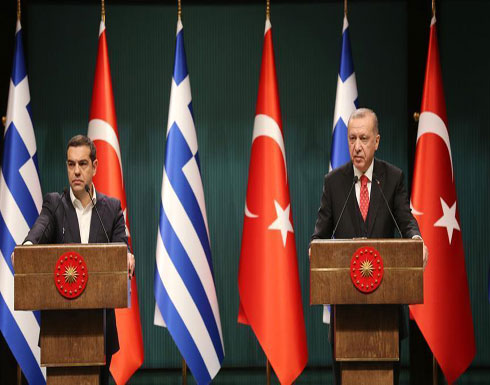 أردوغان: واثق من إمكانية حل خلافاتنا مع اليونان