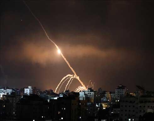 خلال أسبوع.. إسرائيل: 3100 صاروخ من غزة اعترضنا 1210 منها