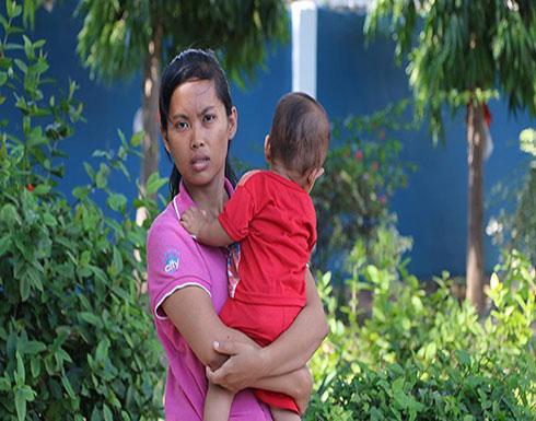 بعد كارثة تسونامي.. إندونيسيون يبحثون عن أطفالهم المفقودين