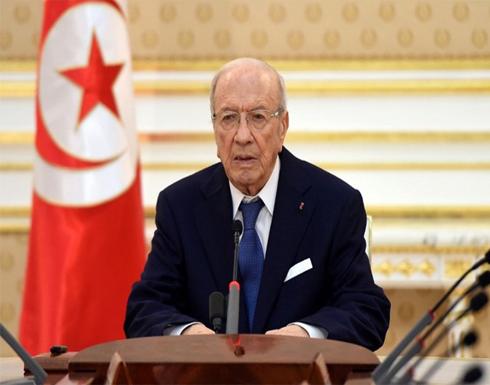 السبسي: إذا عاد الإرهابيون إلى تونس سيطبق عليهم قانون الإرهاب
