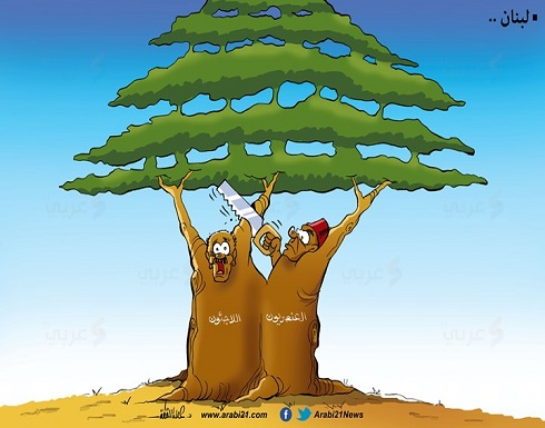 لبنان..