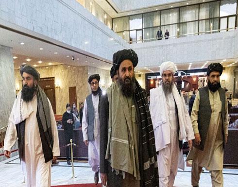 وفد طالبان في محادثات موسكو: انسحاب القوات الأجنبية من أفغانستان شرط لتحقيق السلام
