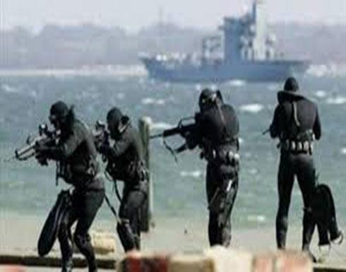 الاحتلال ينهي تدريباً يحاكي خطف سفينة وتحرير رهائن