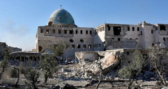 النظام السوري والميليشيات الشيعية يدخلون 5 أحياء جديدة في حلب الشرقية