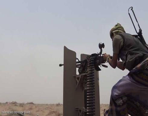 """""""ضربة قوية"""" للحوثيين في معارك الحديدة"""