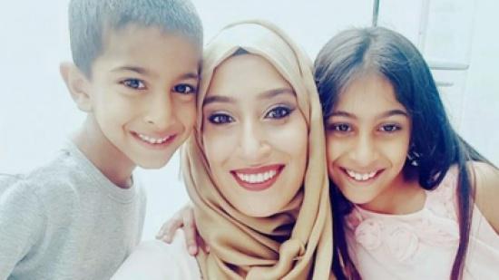 أم تحكي كيف أثر محمد صلاح في حياة طفليها