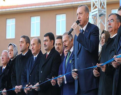 أردوغان: لم نترك الوطن لمن يريدون إيقاف عجلة التحول الديمقراطي